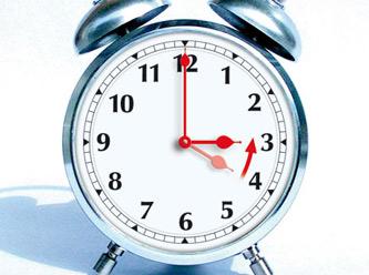 saatleri ileri alma
